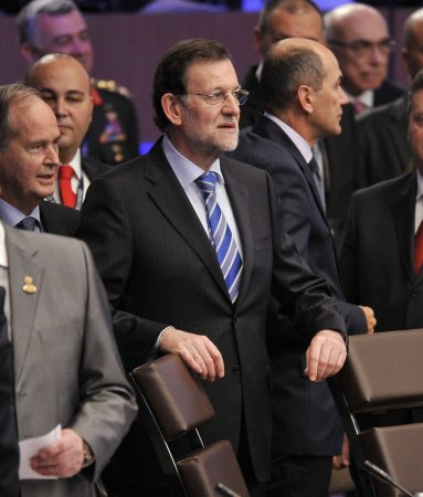 Rajoy, Monti, press Europe for help