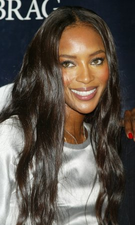 Naomi Campbell boycotting British Airways