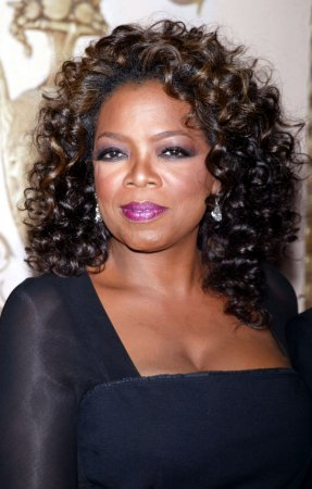 Oprah tops Forbes' Celebrity 100 list