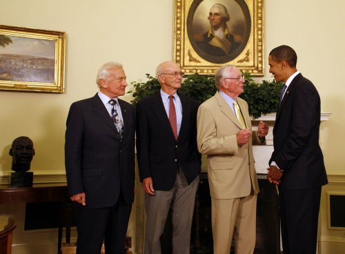 NASA names building for Neil Armstrong, first man to walk on the moon