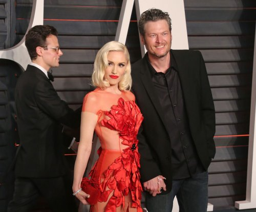 Gwen Stefani, Blake Shelton duet titled 'Go Ahead And Break My Heart'