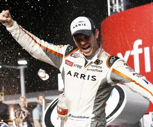 Mexico's Daniel Suarez claims Xfinity Series championship