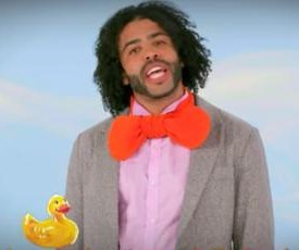 'Hamilton' icon Daveed Diggs sings 'Rubber Duckie' re-do in 'Sesame Street' clip