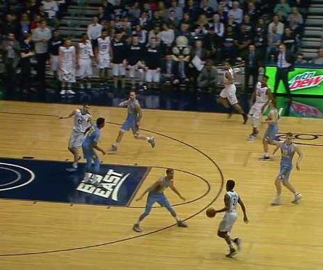 No. 13 Butler storms back, stuns Marquette