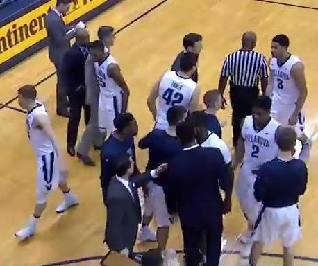 No. 2 Villanova beats No. 23 Creighton, clinches Big East regular season title