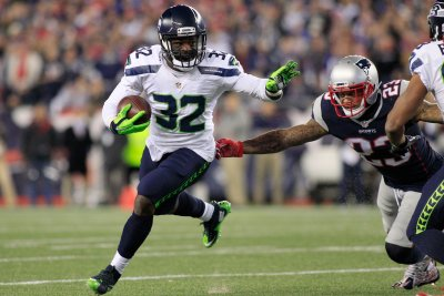 Indianapolis Colts sign former Seattle Seahawks, Green Bay Packers RB Christine Michael