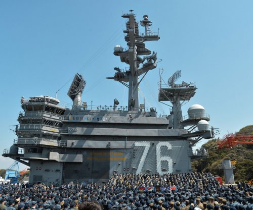 USS Ronald Reagan to make Hong Kong port visit