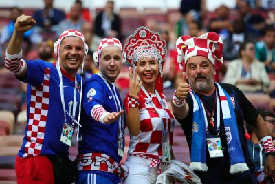 World Cup: Croatia's neighbors rooting for 'The Fiery Ones'