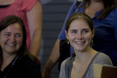 EU court orders Italy to pay Amanda Knox damages