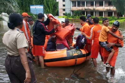 Flooding kills 200 in India with more monsoons forecast