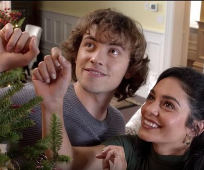 'Knight Before Christmas': Vanessa Hudgens falls for time traveler in first trailer