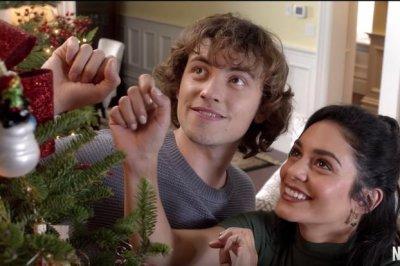'Knight Before Christmas': Vanessa Hudgens falls for time traveler in first trailer