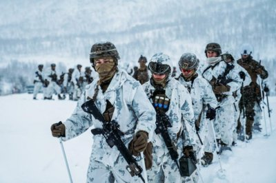 U.S. Marines conclude cold-weather exercise in Norway