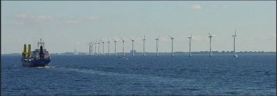 Study suggests massive offshore wind farms could tame hurricane winds