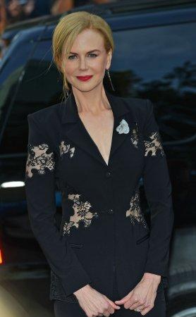 Nicole Kidman goes brunette for new film