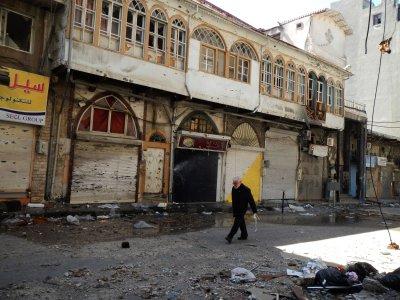 Car bomb explosion kills seven in Homs, Syria