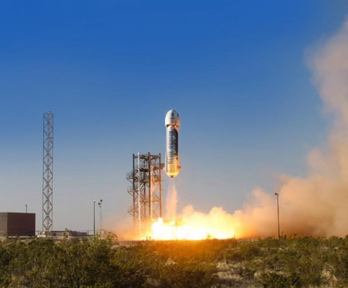 First test-flight of upcoming Blue Origin space tourism vehicle deemed success