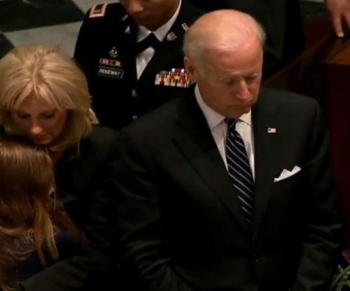 More than 1,000 mourners at memorial service for Beau Biden
