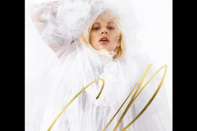 Lady Gaga models bridal looks ahead of Taylor Kinney wedding