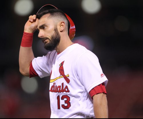 St. Louis Cardinals place 3B Matt Carpenter on paternity list