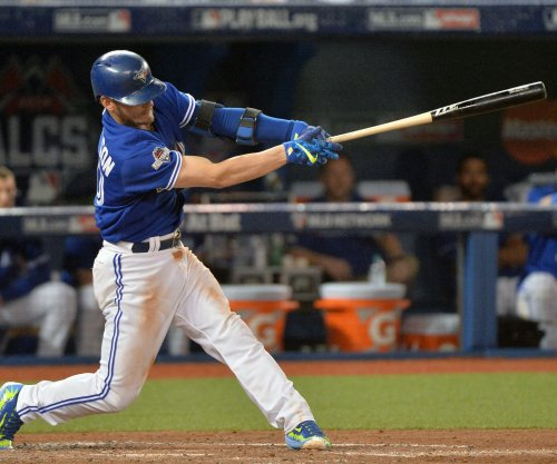Toronto Blue Jays halt Cleveland Indians' win streak at 14
