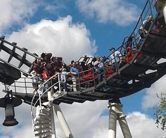 Hersheypark roller coaster stops mid-ride, 27 passengers evacuated