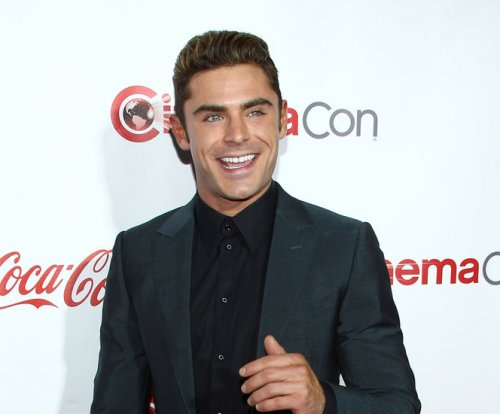 Zac Efron reunites with 'High School Musical' castmates Corbin Bleu, Lucas Grabeel