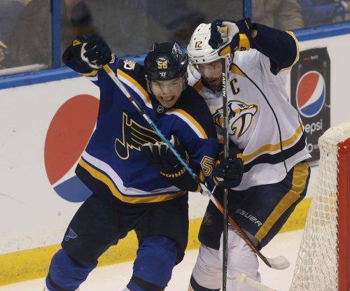 2017 Stanley Cup Final: Nashville Predators might get captain Mike Fisher back