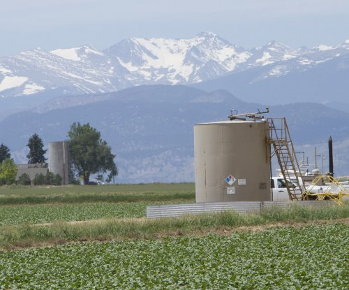 Colorado reports modest gains from oil and gas sector