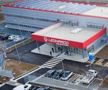 Leonardo reopens earthquake-damaged facility in Italy
