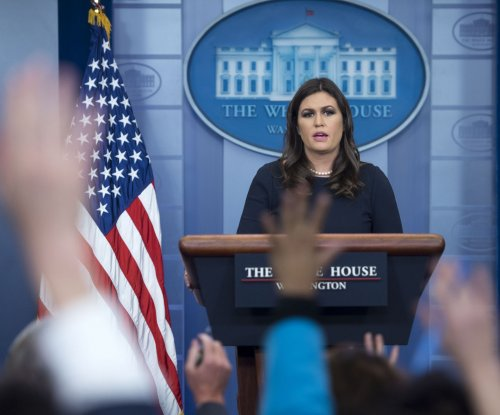 Watch live: Sarah Sanders gives White House news briefing