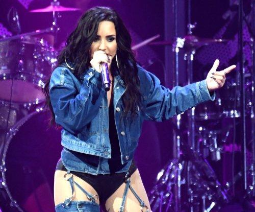 Demi Lovato invites Parkland survivors onstage to kick off tour