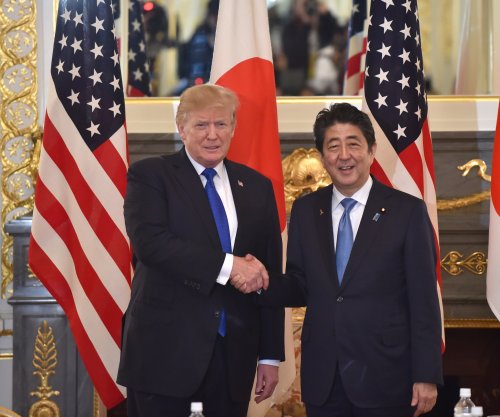 Trump, Japanese PM Abe to talk North Korea at meeting this month