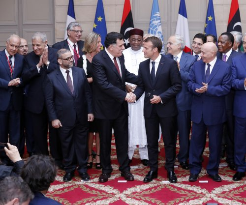 Rival Libyan leaders agree to set elections for December