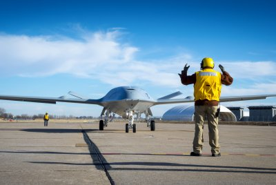 Boeing awarded contract for research on MQ-25 tanker drones