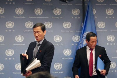 North Korea U.N. envoy slams U.S. for seized ship: 'extreme hostile policy'