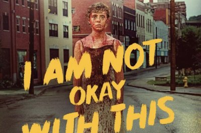 'I Am Not Okay with This': Sophia Lillis appears in bloody poster