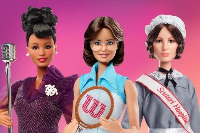 Barbie introduces Ella Fitzgerald, Billie Jean King and Florence Nightingale dolls