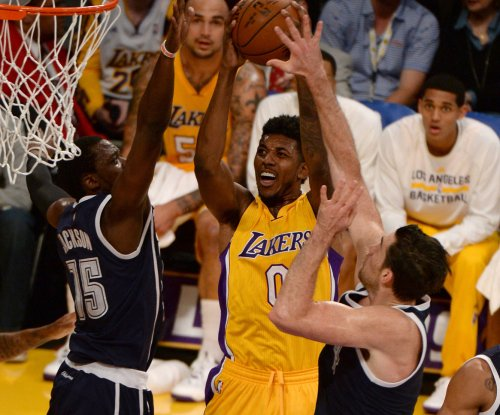 Westbrook-less Oklahoma City Thunder top Los Angeles Lakers