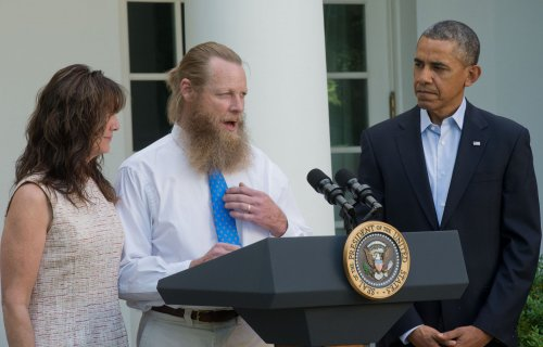 Lawmakers delete tweets welcoming Bergdahl home