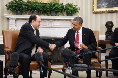 White House commends Iraqi PM Maliki on resignation decision