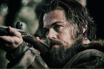 Leonardo DiCaprio stars in first photos from 'The Revenant'