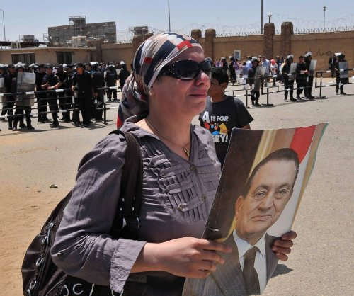 Egypt's Mubarak sentenced to three years, may be set free