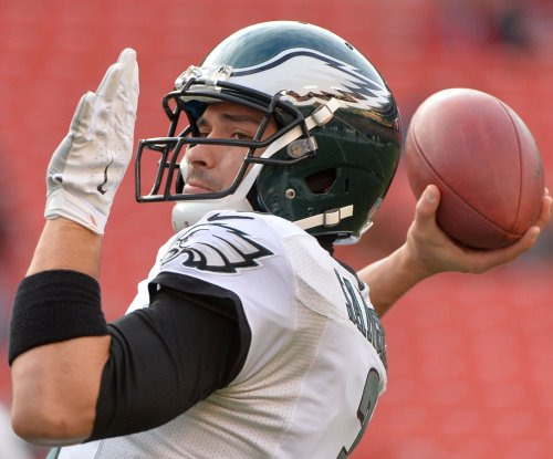 Eagles QB Mark Sanchez to start for vs. Lions
