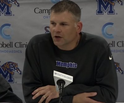 Report: Memphis' Justin Fuente to replace Frank Beamer