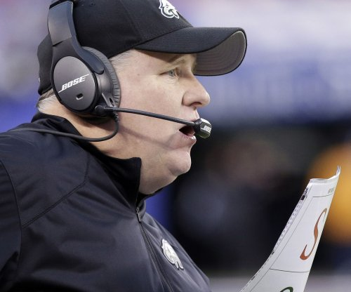 Chip Kelly thrilled to return to 'just coaching' in San Francisco