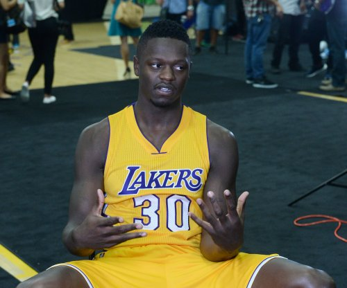 Julius Randle's triple-double powers Los Angeles Lakers past Memphis Grizzlies