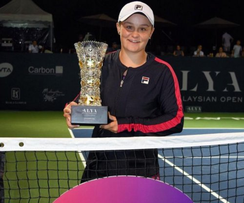 Ashleigh Barty notches first career title in Malaysia
