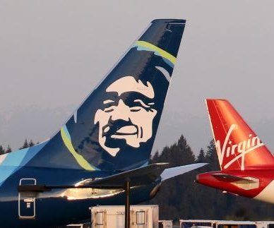 Virgin America brand to disappear in merger with Alaska Airlines