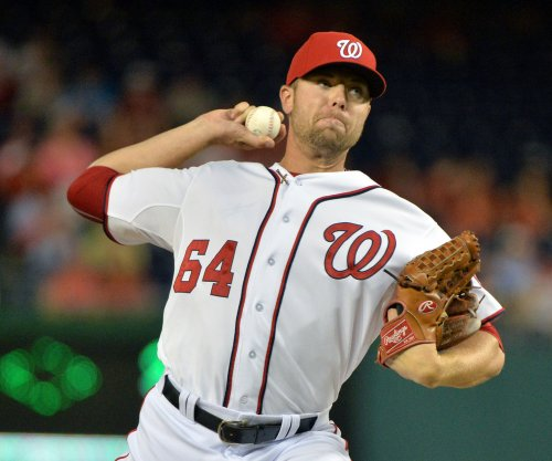 Washington Nationals name Blake Treinen closer